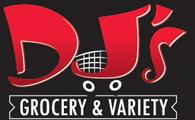 DJs Thriftway Logo